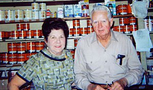 Roy and Irene